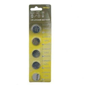 CR2025 battery Lithium Button cells3V Anti-swallow pack