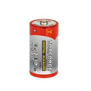 LR14 C SIZE DIGITAL ALKALINE BATTERY
