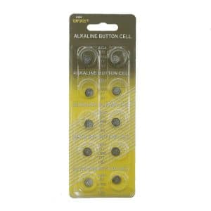 LR626 AG4 battery coin cells 1.5V no rechargeale batteries