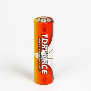 Alkaline battery AA LR6 (1)