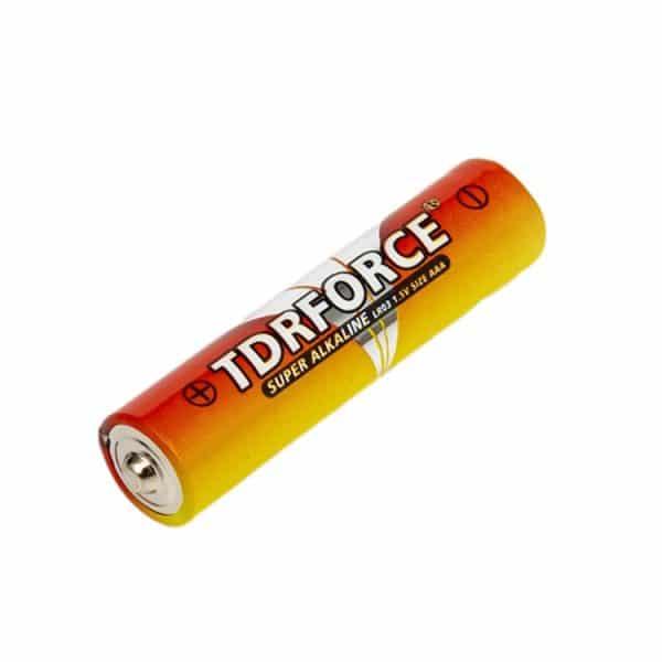 Alkaline battery AAA LR03 (2)